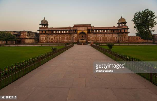 The Agra Fort of India
