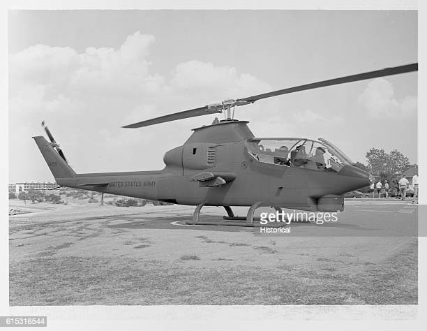 The AH1G Huey Cobra Fort Wolters Texas August 16 1967