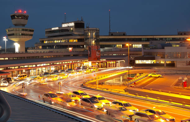 DEU: Tegel Airport To Close On November 8