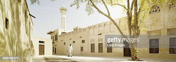 The Al Bastakiya district in Dubai