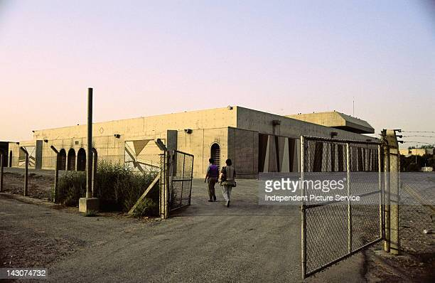 The AlAmiriya Bomb Shelter for residents in Baghdad Iraq 1991
