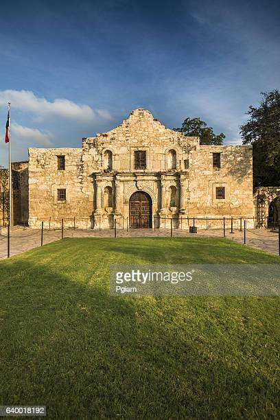 The Alamo in San Antonio, Texas, USA