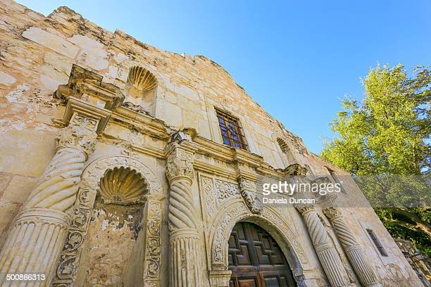 the alamo - alamo stock pictures, royalty-free photos & images