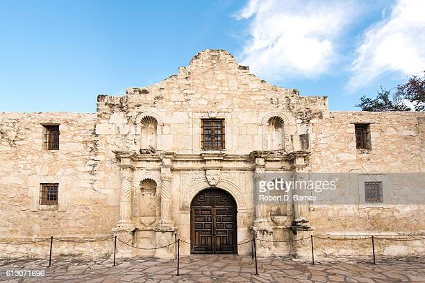 the alamo - san antonio stock photos and pictures