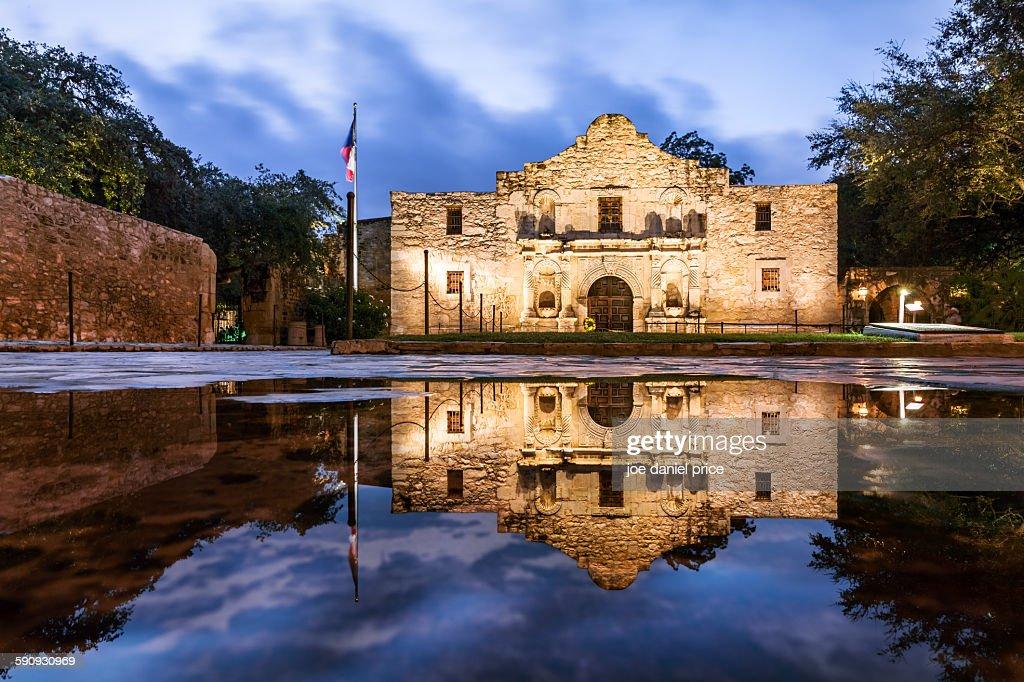 The Alamo, San Antonio : Stock Photo