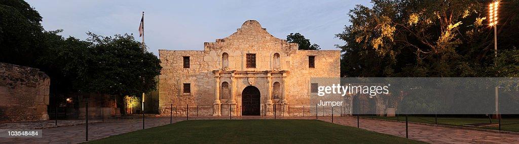 The Alamo, San Antonio, Texas : Stock Photo