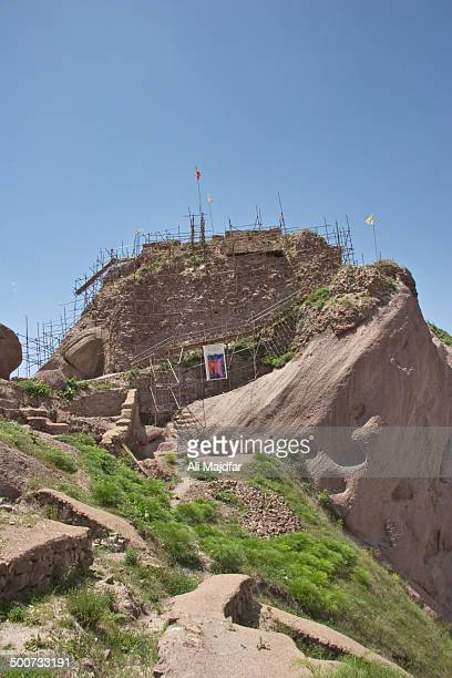 CONTENT] The Alamut Fortress is a ruined medieval castle located in central Elburz mountains south of the Caspian Sea near Qazvin built on top of a...
