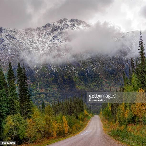 The Alcan, or Alaska Highway in Autumn