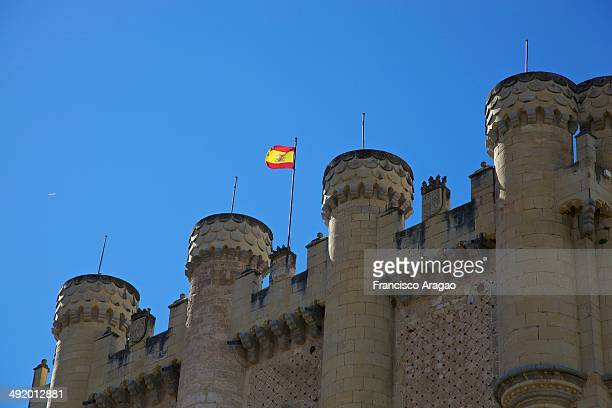 The Alcazar of Segovia is a stone fortification, located in the old city of Segovia, Spain. Rising out on a rocky crag above the confluence of the...