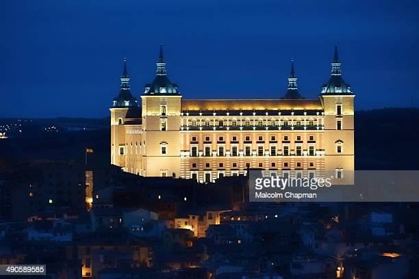 CONTENT] The Alcazar of Toledo is a stone fortification located in the highest part of Toledo Spain on the site of a 3rd century Roman palace it was...