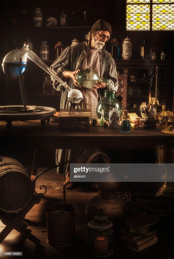 L'Alchimiste : Photo