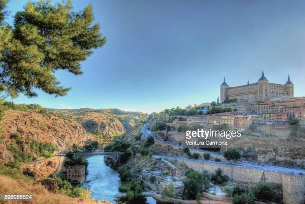 The Alcázar of Toledo - Castile-La Mancha, Spain
