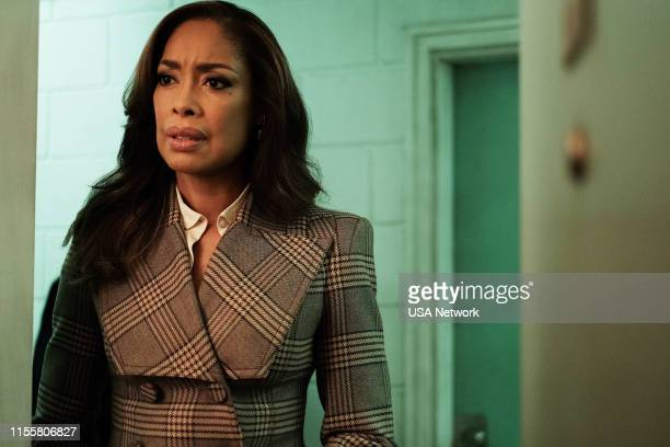 """The Alderman"""" Episode 101 -- Pictured: Gina Torres as Jessica Pearson --"""