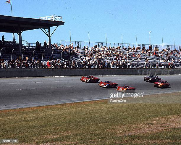 The Alfa Romeo team impressed with a threeabreast 56 place finish in the 1968 24 Hours of Daytona No 20 was Udo Schuetz/Nino Vaccarella No 23 was...
