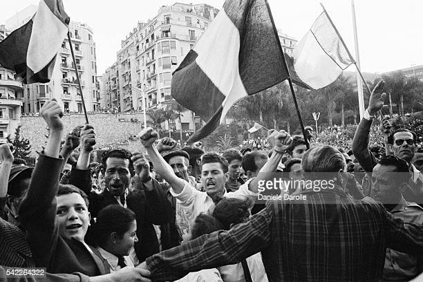 The Algerian War is a conflict between France and Algerian independence movements from 1954 to 1962, which led to Algeria's gaining its independence...