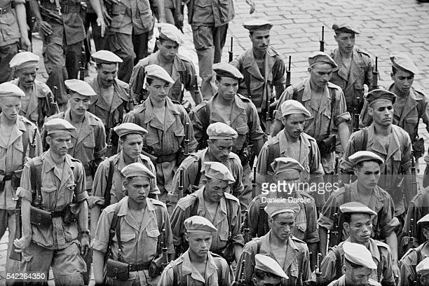 The Algerian War is a conflict between France and Algerian independence movements from 1954 to 1962 which led to Algeria's gaining its independence...