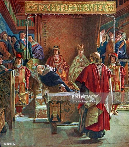 The Alhambra Decree was an edict issued on 31 March 1492 by the joint Catholic Monarchs of Spain ordering the expulsion of Jews from the Kingdom of...