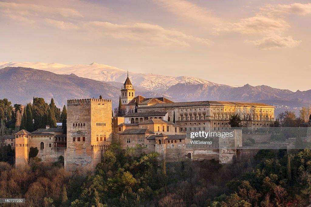 El Alhambra : Foto de stock