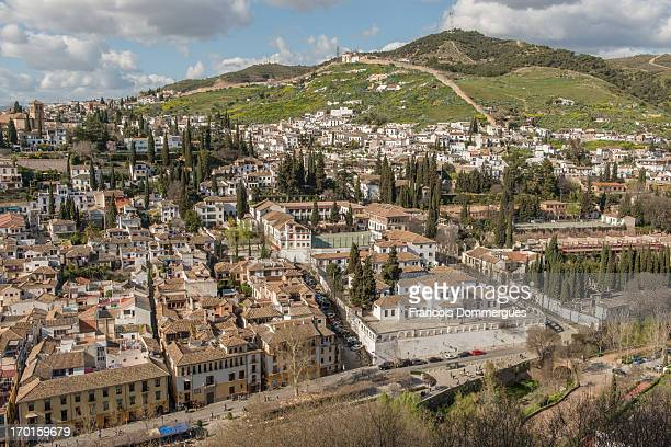 The Alhambra's Islamic palaces were built for the last Muslim emirs in Spain and its court of the Nasrid dynasty. After the Reconquista by the...
