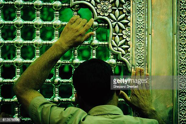 The Ali Mosque contains the tomb of Imam Ali bin Abi Talib, cousin and son-in-law of the Prophet Muhammad.