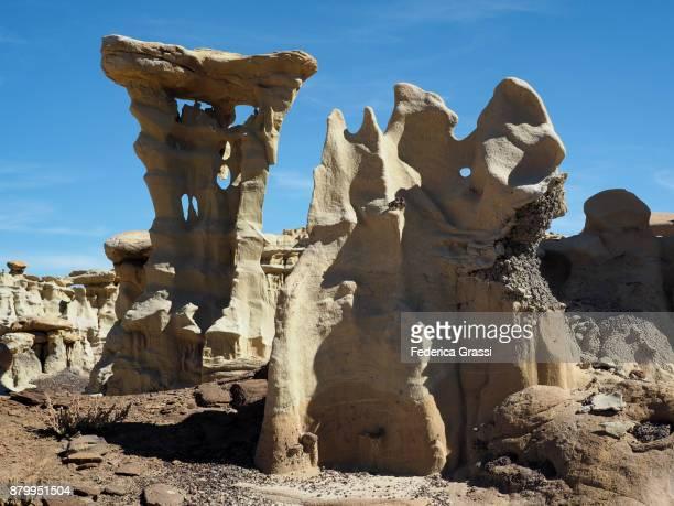 The Alien's Throne, Ah-Shi-Sle-Pah Wilderness Study Area, NM