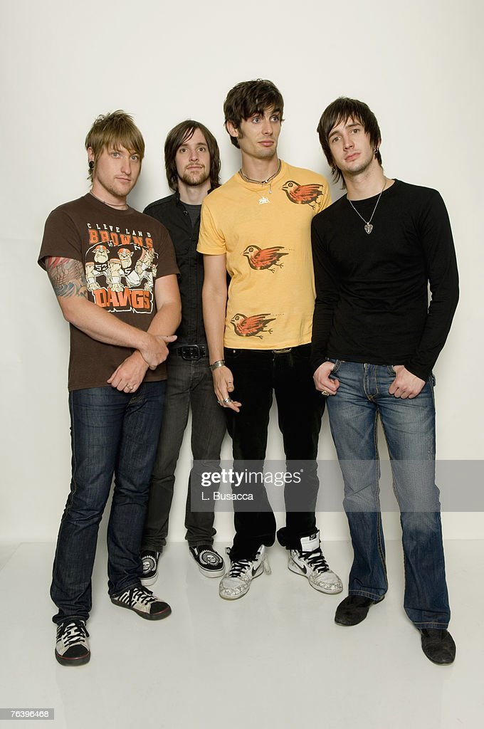 the all american rejects self assignment august 31 2006の写真