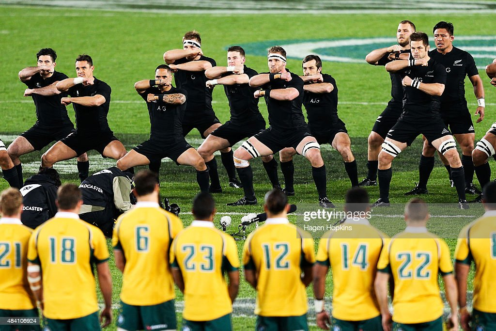 New Zealand v Australia - Bledisloe Cup : News Photo