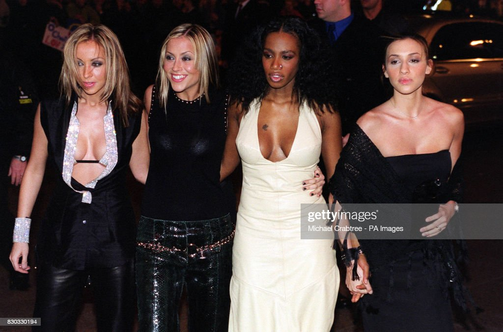 The All Girl Pop Group All Saints Arriving For The European Gala Premiere Of The Film