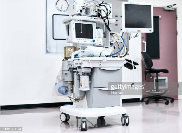 the all important life saving machine - ventilator stock pictures, royalty-free photos & images