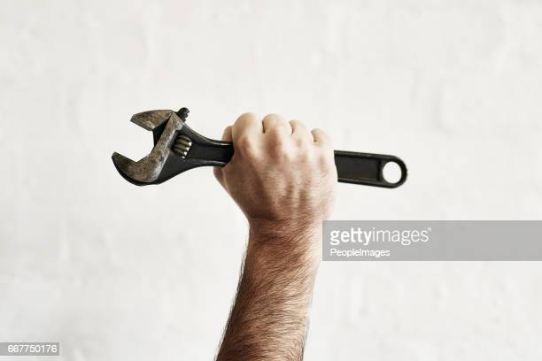 The all powerful monkey wrench