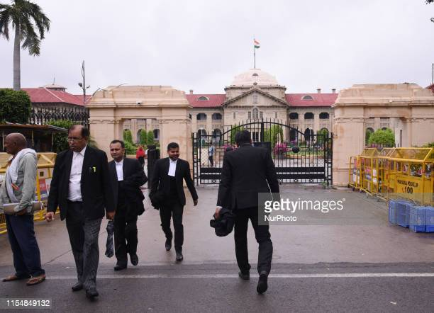 The Allahabad High Court .The Allahabad High Court or the High Court of Judicature at Allahabad is a high court based in Prayagraj that has...
