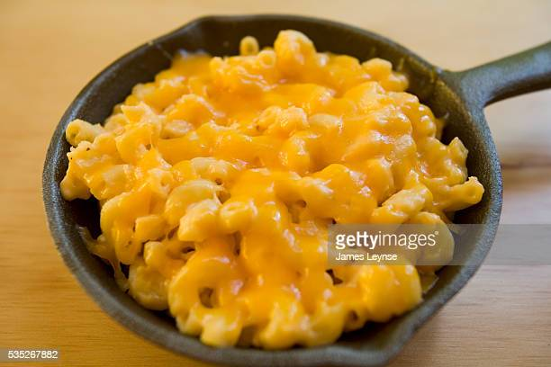 The 'AllAmerican' macaroni and cheese is served at S'MAC a new macaroni and cheese restaurant on E 12th in New York