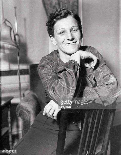 The allaround athlete Babe Didrickson who played golf exclusively from 1934 winning professional international championships over the successive years