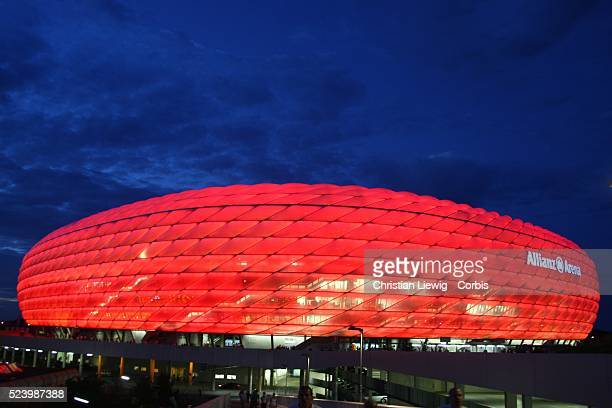Allianz Arena Outside Stock Photos and Pictures | Getty Images