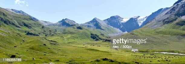 the alpes - savoie stock pictures, royalty-free photos & images