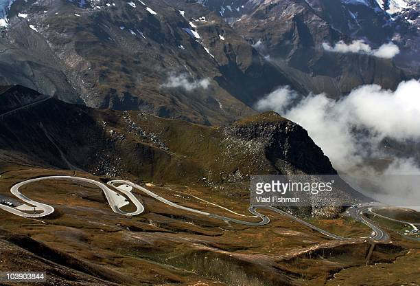 The Alpine Road Grossglockner High Salzburger Land