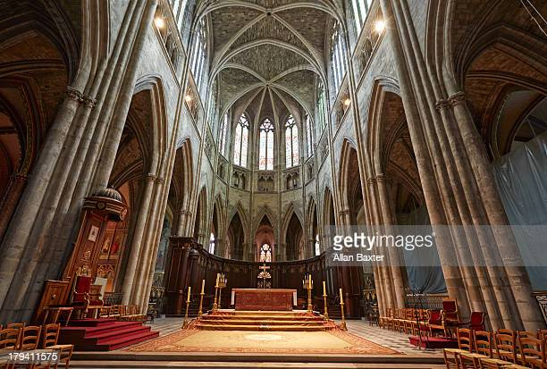 The Altar of Bordeaux Cathedral