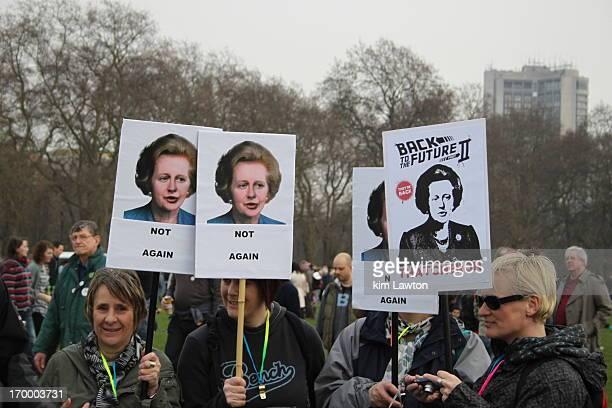 The alternative protest March on the 26th March 2011. People of all walks of life out for the March on this day and I wanted to reflect that in these...