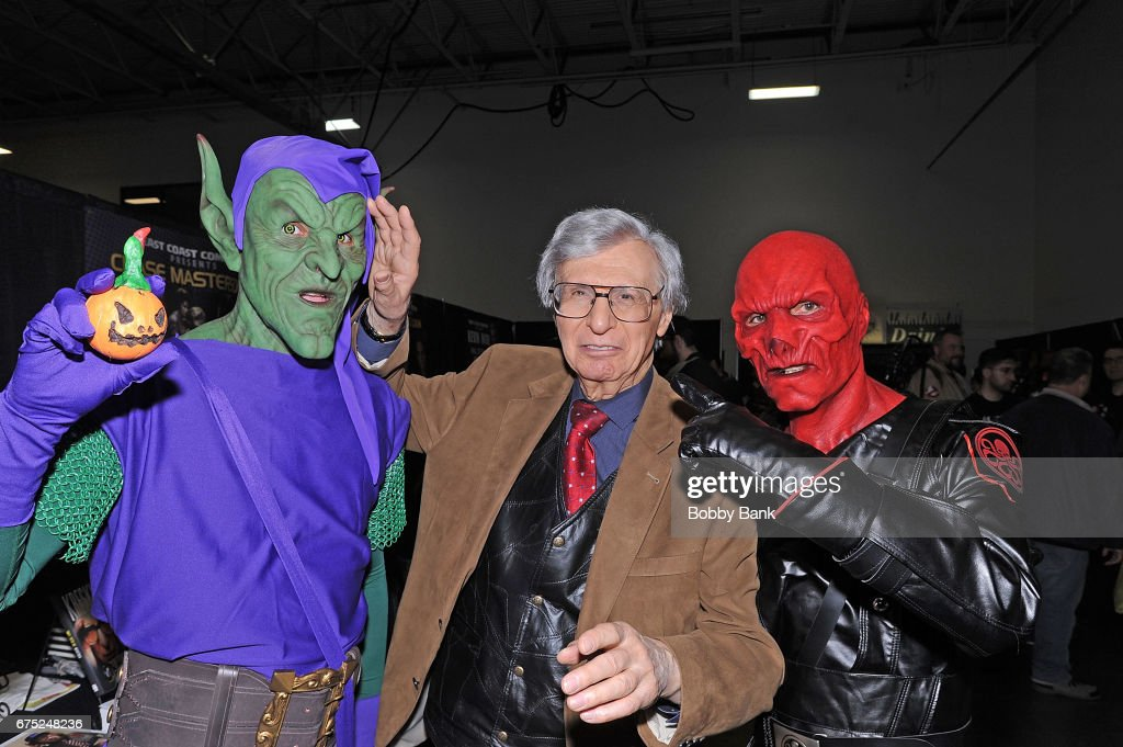 The Amazing Kreskin attends the 2017 East Coast Comic Con at Meadowlands Exposition Center on April 30, 2017 in Secaucus, New Jersey.