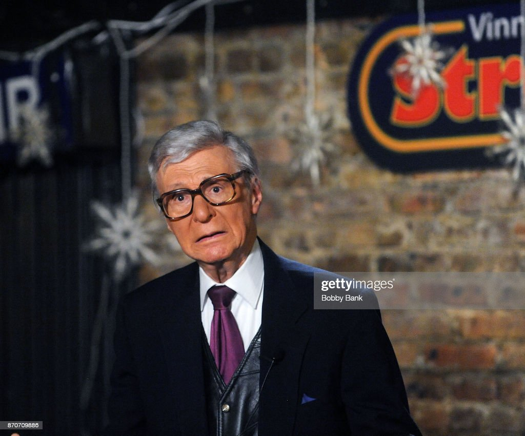 The Amazing Kreskin Performs At The Stress Factory Comedy Club