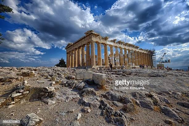 The Amazing Parthenon Athens, Greece