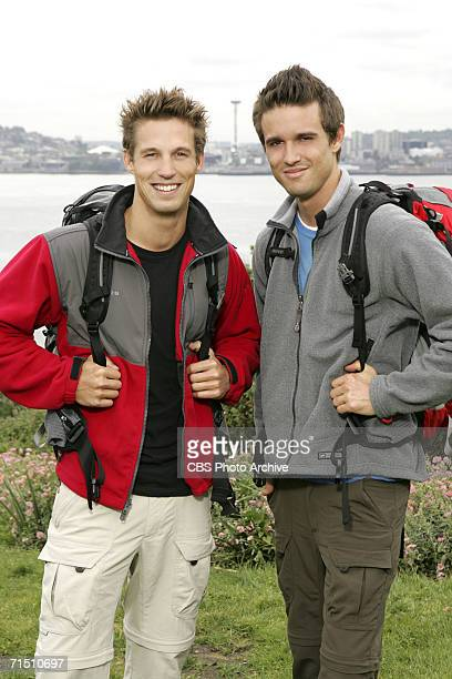 The Amazing Race 10 Teammates Tyler and James are models from Los Angeles California who are not your typical pretty boys Both have had their share...