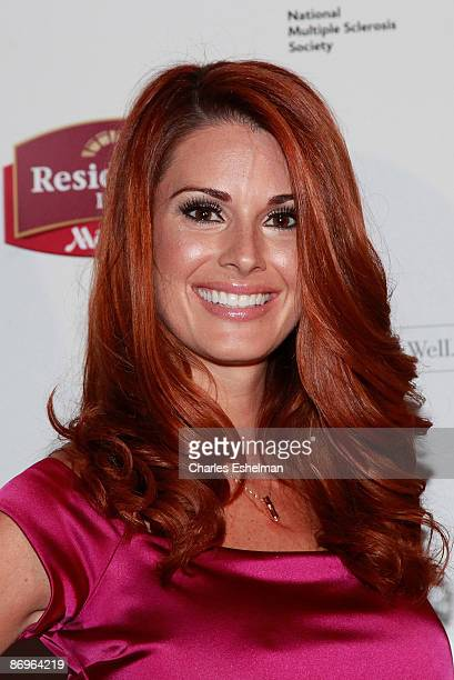 The Amazing Race 14 contestant Jamie Edmondson attends the finale party at the The Marriott Residence Inn on May 10 2009 in New York City