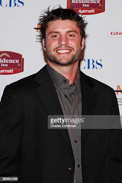 The Amazing Race 14 contestant Preston McCamy attends the finale party at the The Marriott Residence Inn on May 10 2009 in New York City