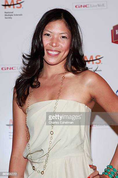 The Amazing Race 14 contestant Tammy Jah attends the finale party at the The Marriott Residence Inn on May 10 2009 in New York City