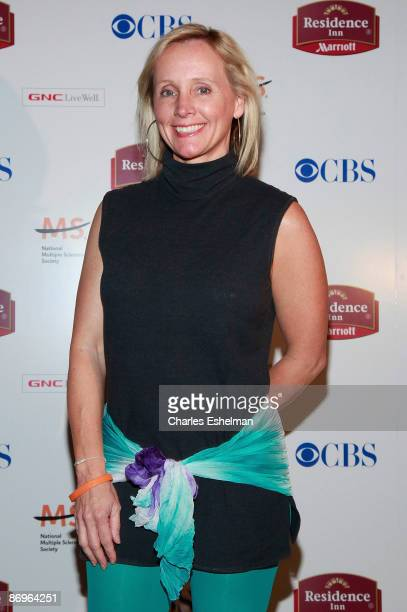 'The Amazing Race 14' contestant Victoria Hunt attends the finale party at the The Marriott Residence Inn on May 10 2009 in New York City