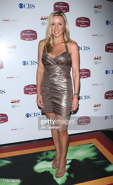 The Amazing Race season 14 contestant Jodi Wincheski attends The Amazing Race 14 season finale at The Marriott Residence Inn on May 10 2009 in New...