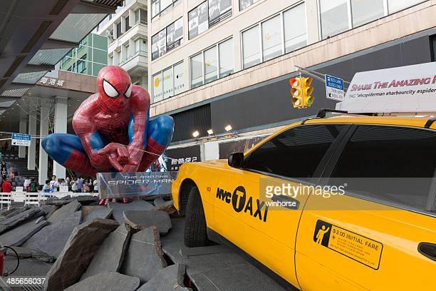 the amazing spider-man 2 - uomo ragno foto e immagini stock