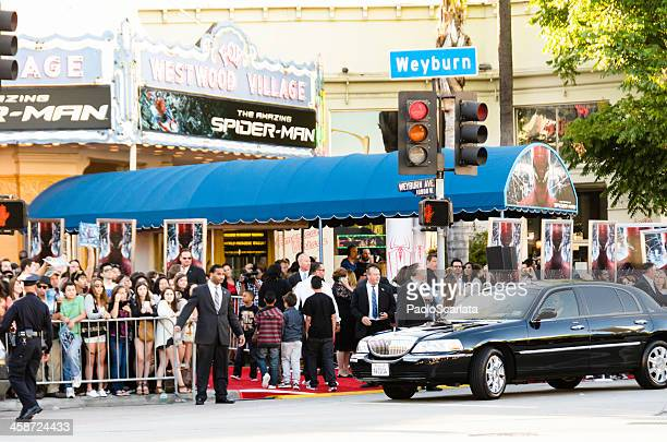 """The Amazing Spider-Man"" Movie Premiere"