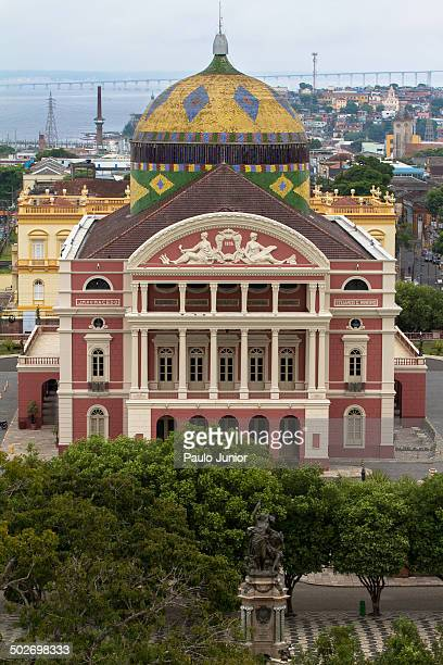 Teatro Amazonas is an opera house located in Manaus in the heart of the Amazon rainforest in Brazil It is the location of the annual Festival...